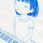 grow tired of practising the piano