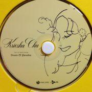 For Krisesha Chu 1st mini album ' Dream of Paradise ' ~ monochrome ver.~