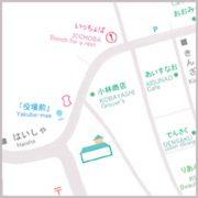直島作品地図 更新。