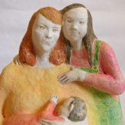オーダーメイドの彫刻をつくっています