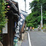 直島の景色と作品について。