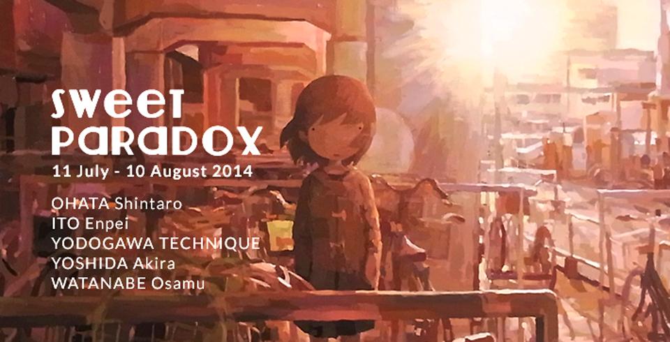 Sweet Paradox Banner for Yukari Art
