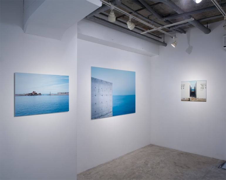 ''a tempo', 2009, installation view