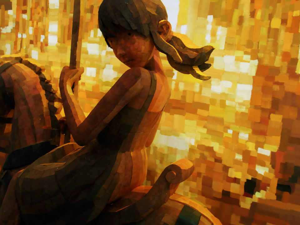 Shintaro Ohata - Arte 2D / 3D