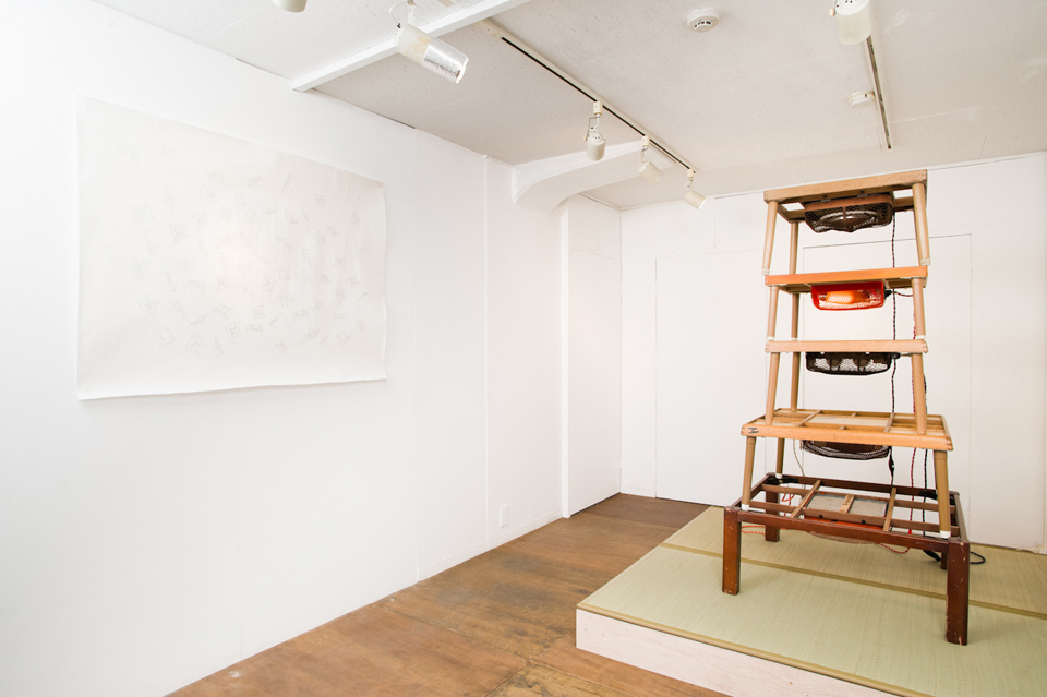 展示風景/ installation view