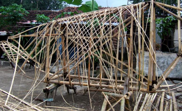 「ジョグジャカルタのアロワナ」/ ''Yogyakarta's arowana'', 2008,working process1